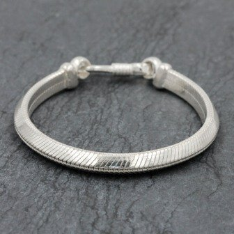 Bracelet Snake Triangle 4mm