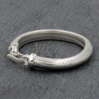 Bracelet Snake Triangle 48