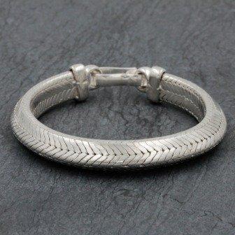 Bracelet Snake Triangle 55