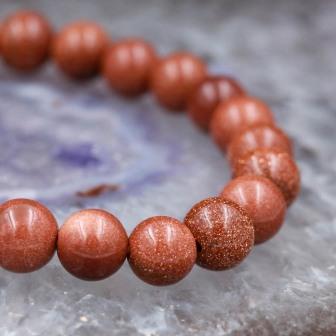 Bracelet pierre de sable